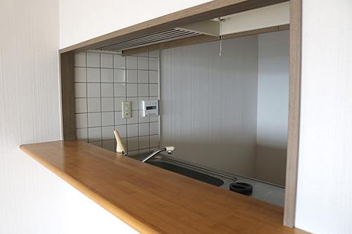 ハウスクリーニングを実施したマンション