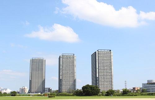 大田区のマンションの画像