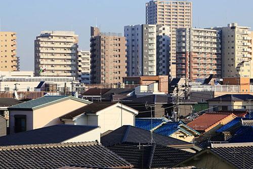足立区のマンションの画像