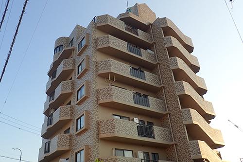 ローンの残ったマンションの画像