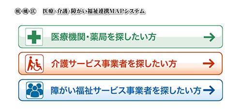 東京都板橋区公式ホームページのキャプチャ