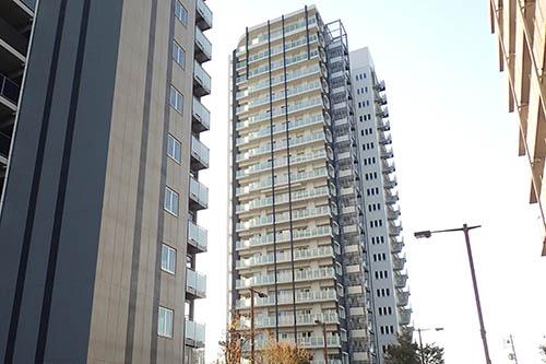 日本住宅流通株式会社に査定してもらうマンションの画像